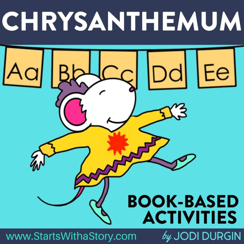 Chrysanthemum book companion