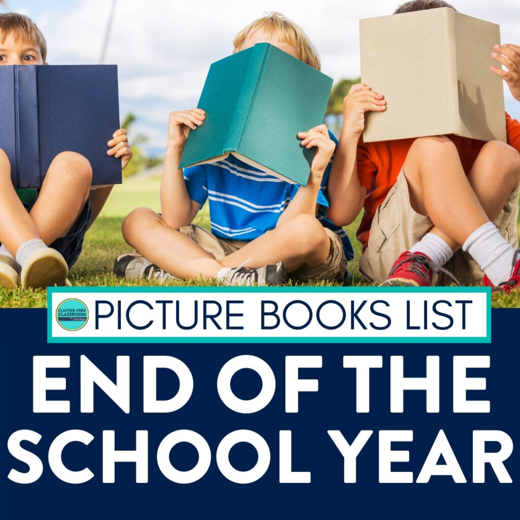 kids reading end of the year books