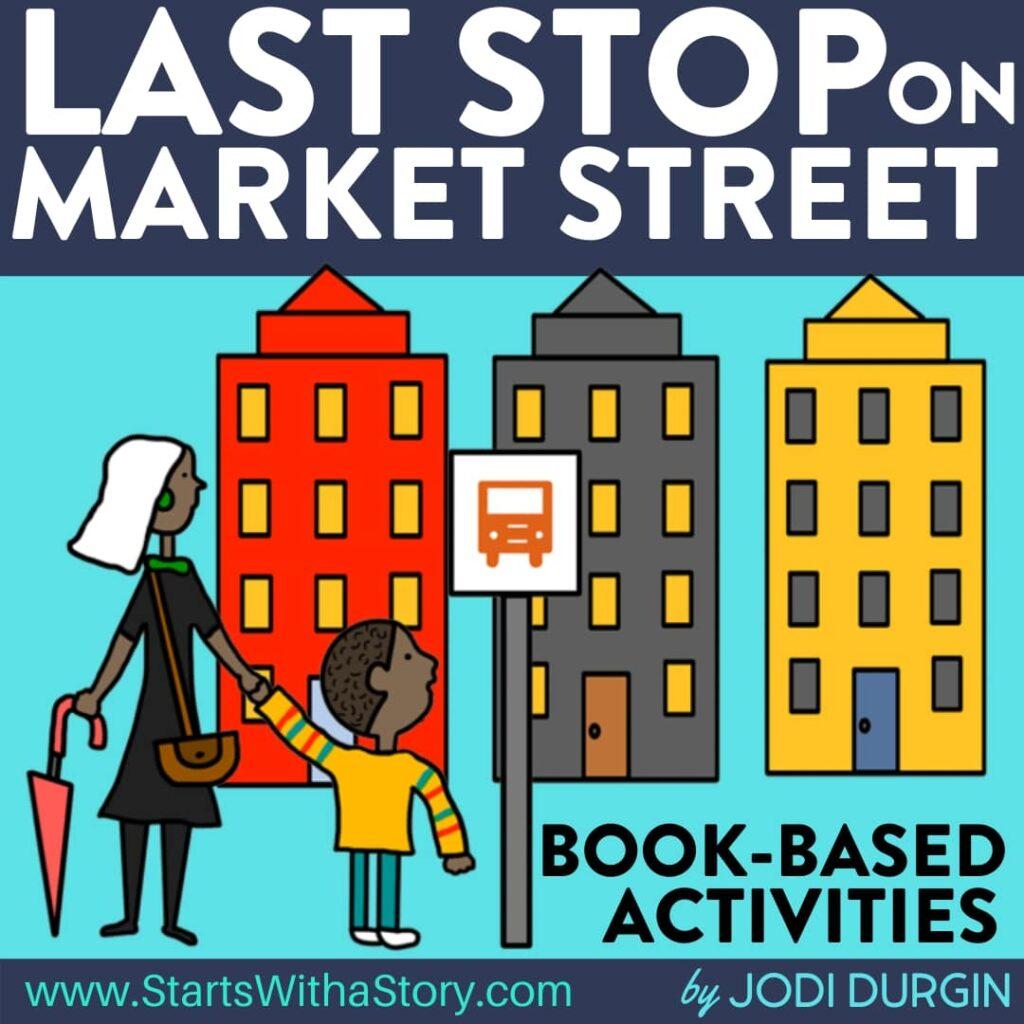 Last Stop on Market Street book companion