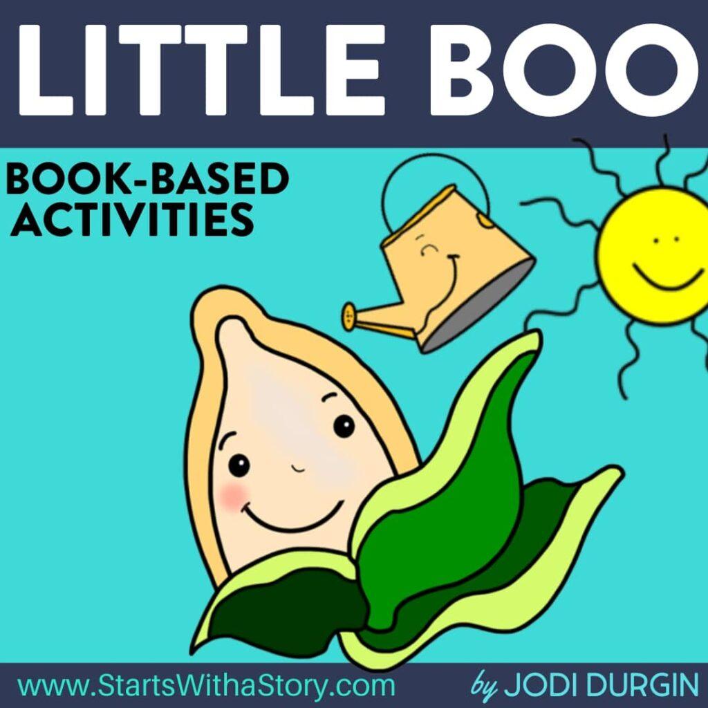 Little Boo book companion