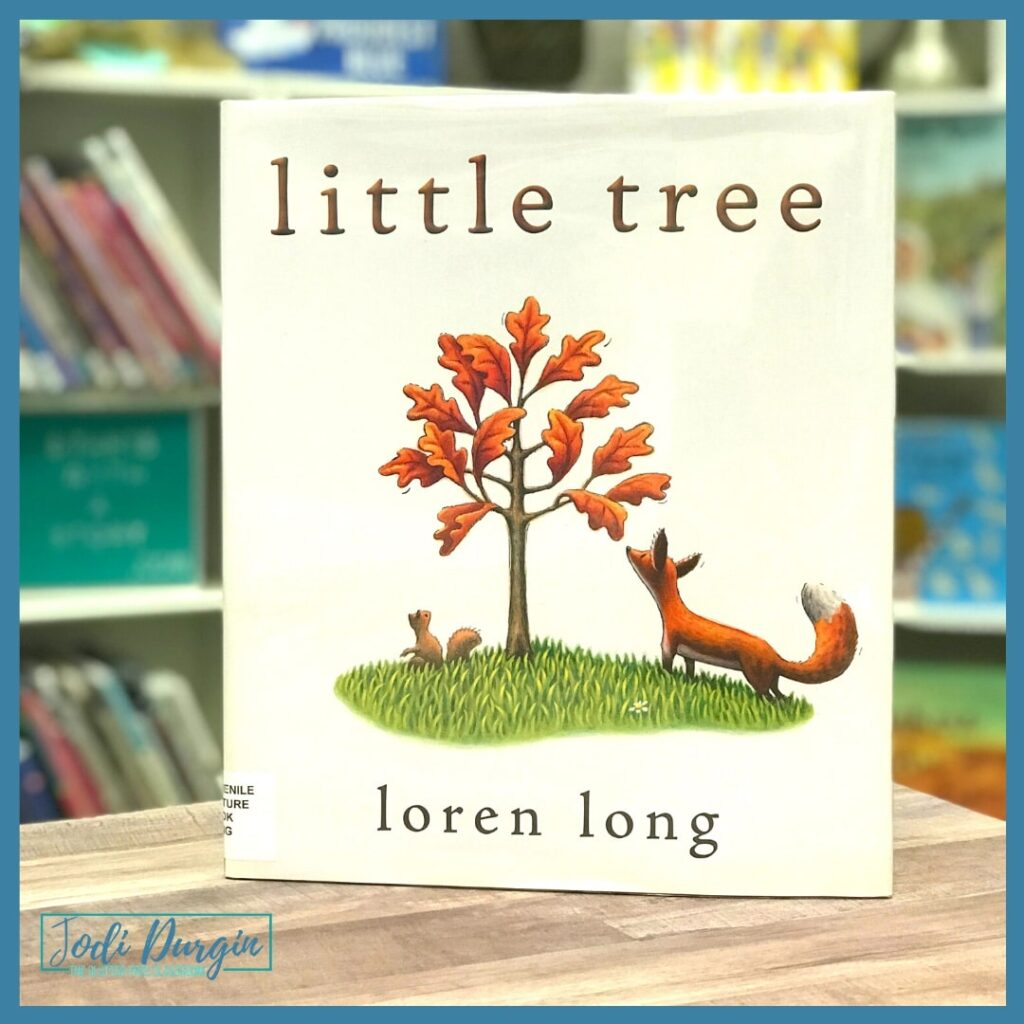 Little Tree book cover