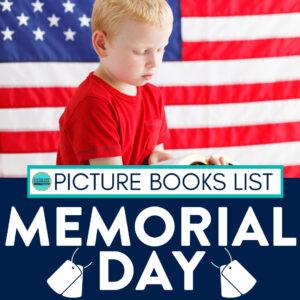 boy reading a Memorial Day read aloud