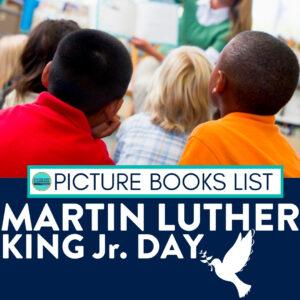 kids listening to a MLK read aloud