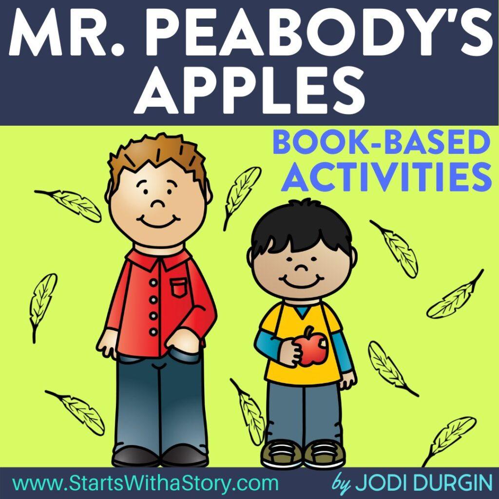 Mr. Peabody's Apples book companion