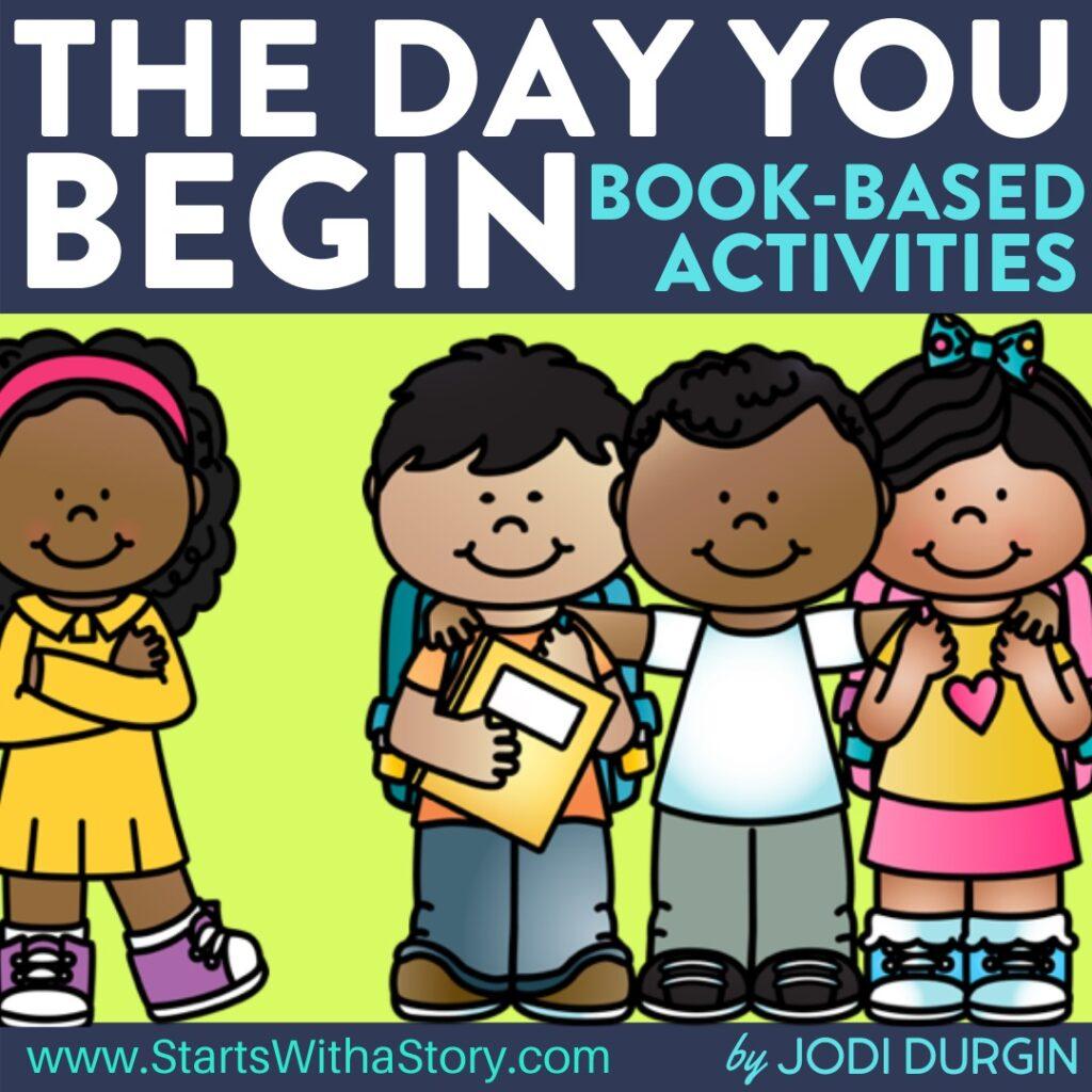 The Day You Begin book companion