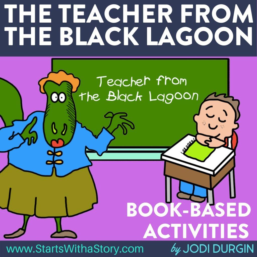 The Teacher from the Black Lagoon book companion