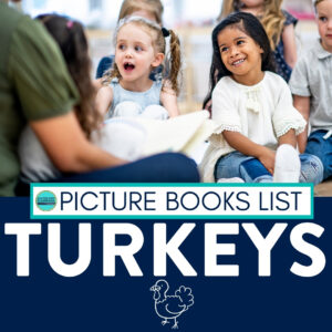 kids reading turkey books