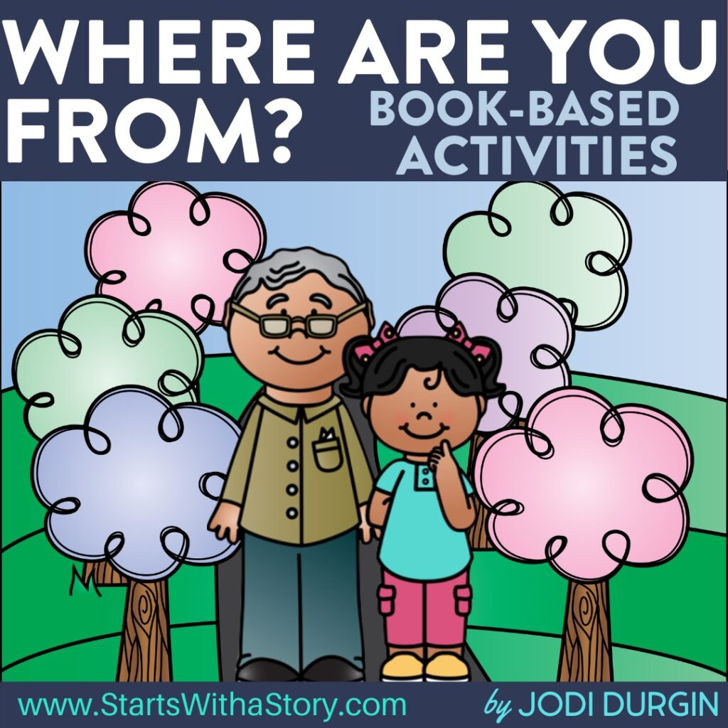 Where Are You From? book companion