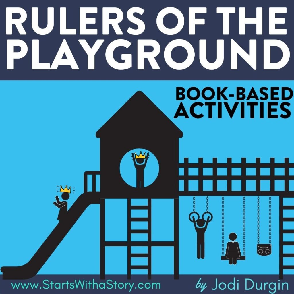 Rulers of the Playground book companion