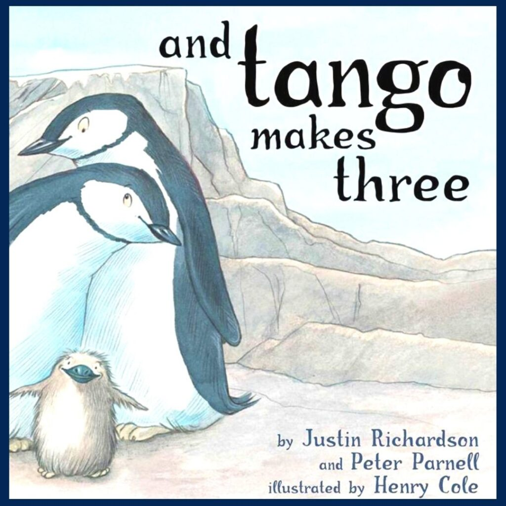 And Tango Makes There book cover