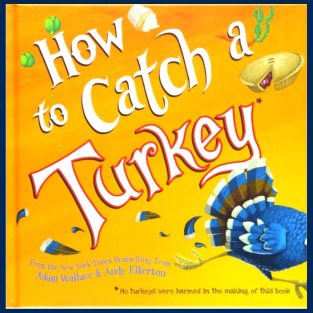 How to Catch a Turkey book cover