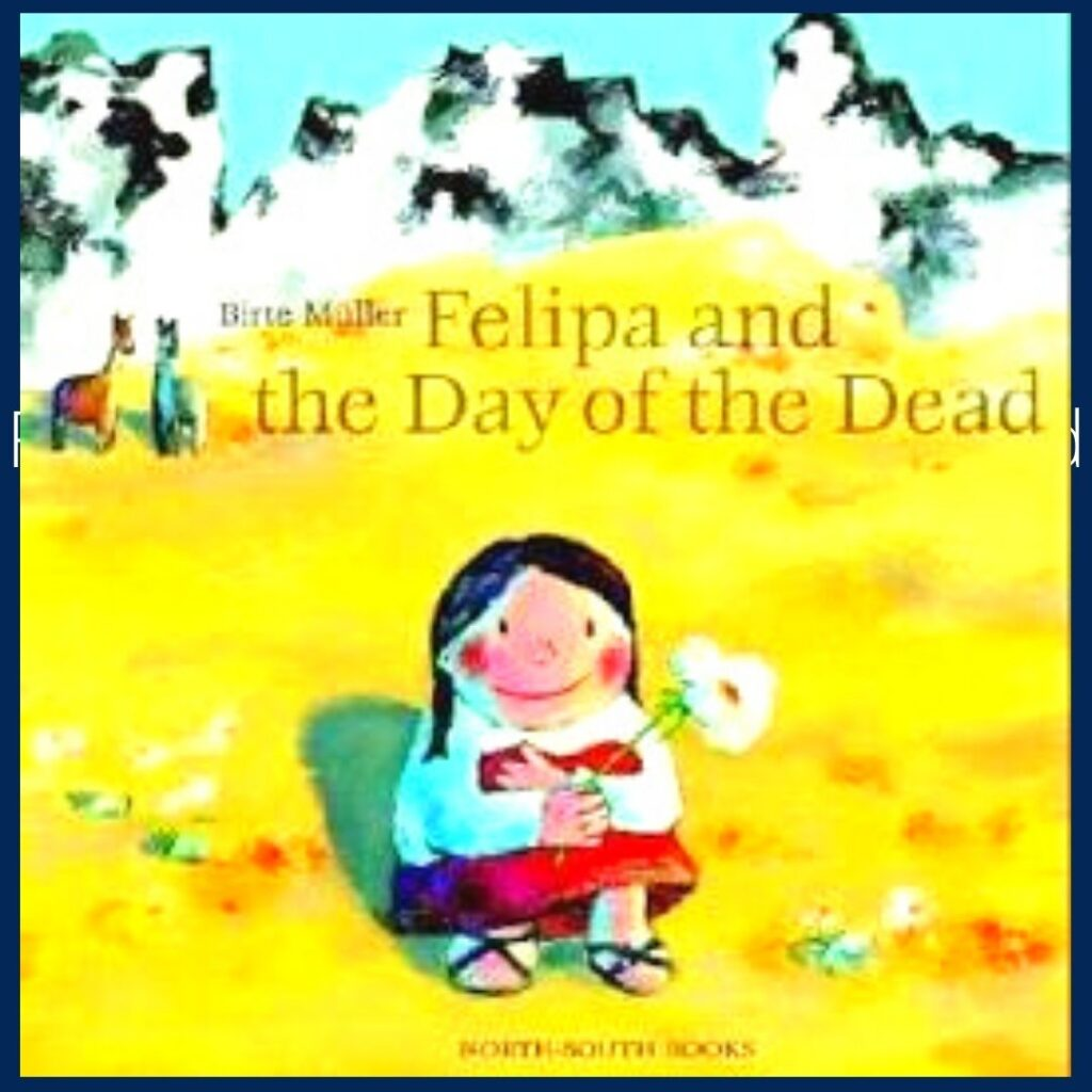 Felipa and the Day of the Dead book cover