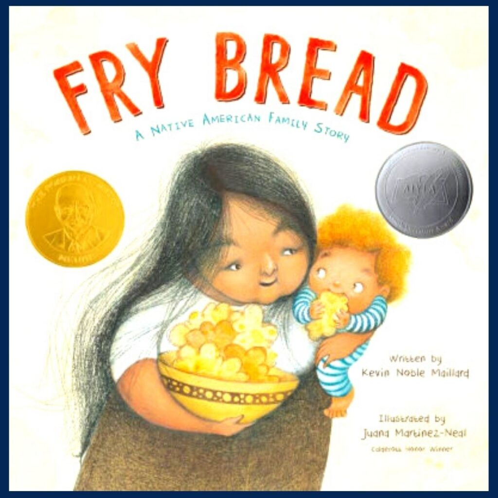 Fry Bread book cover