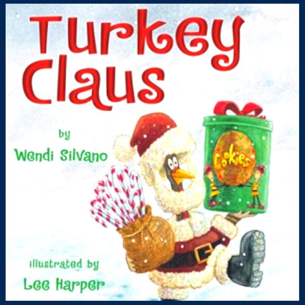 Turkey Claus book cover