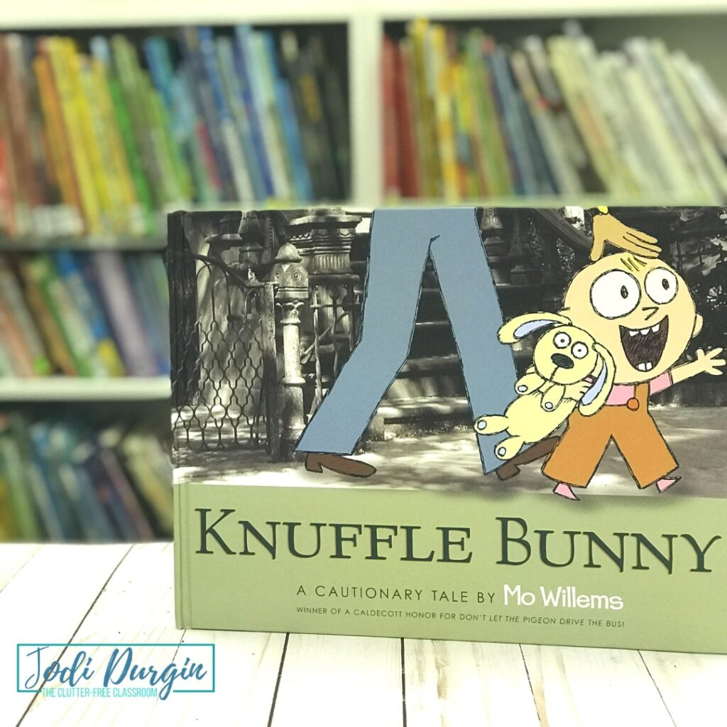 Knuffle Buny book cover
