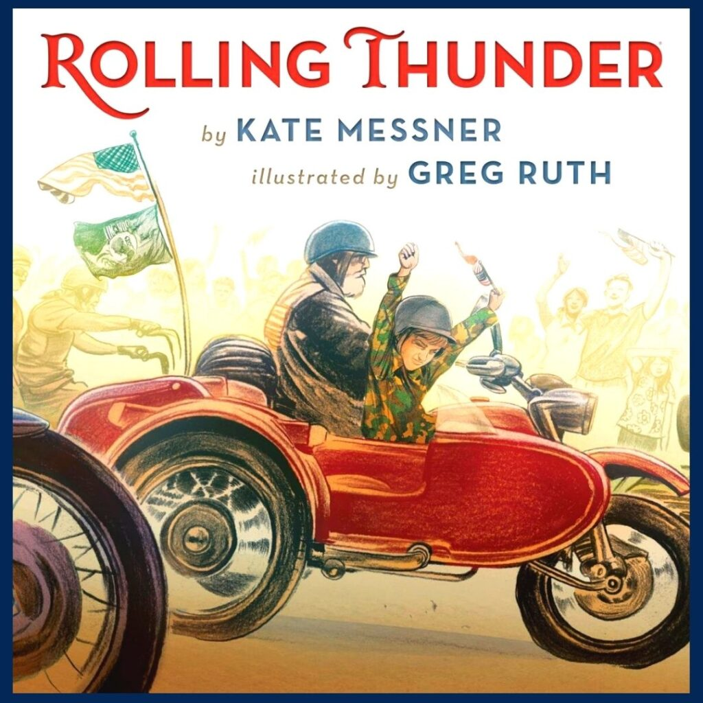 Rolling Thunder book cover