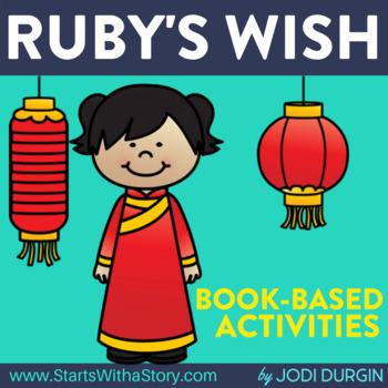 Ruby's Wish book companion