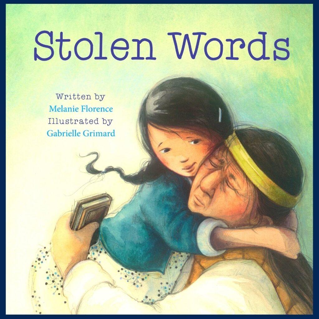 Stolen Words book cover