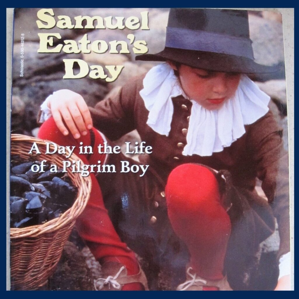 Samuel Eaton's Day book cover