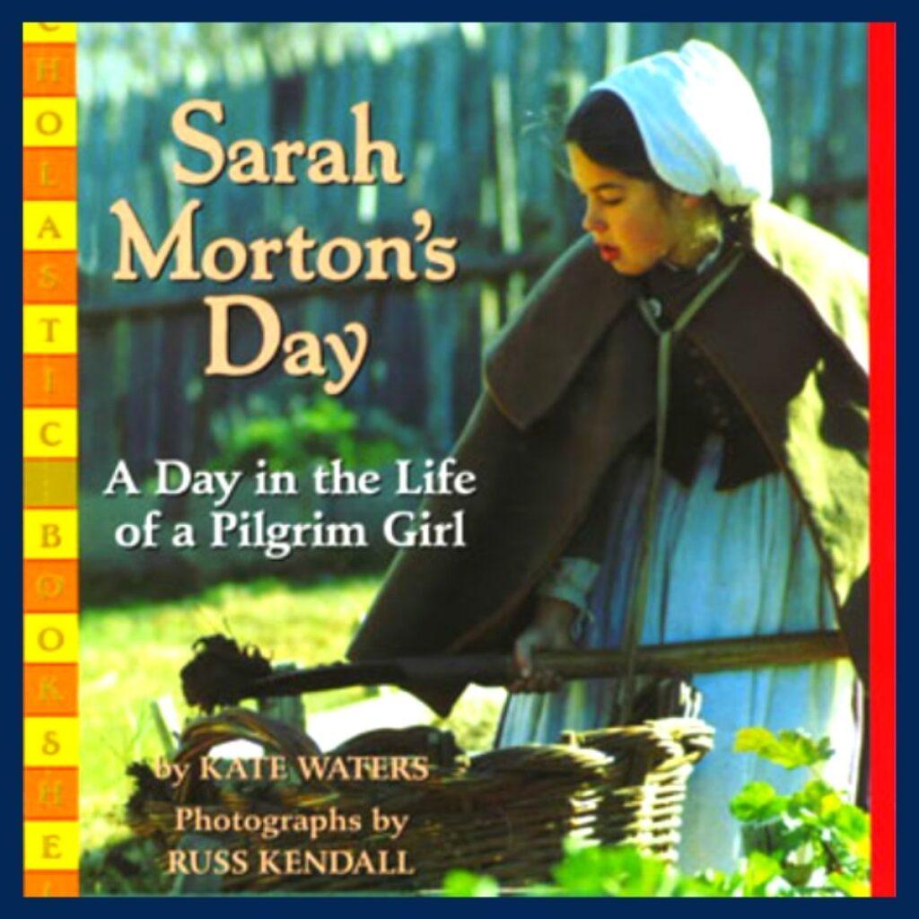 Sarah Morton's Day book cover