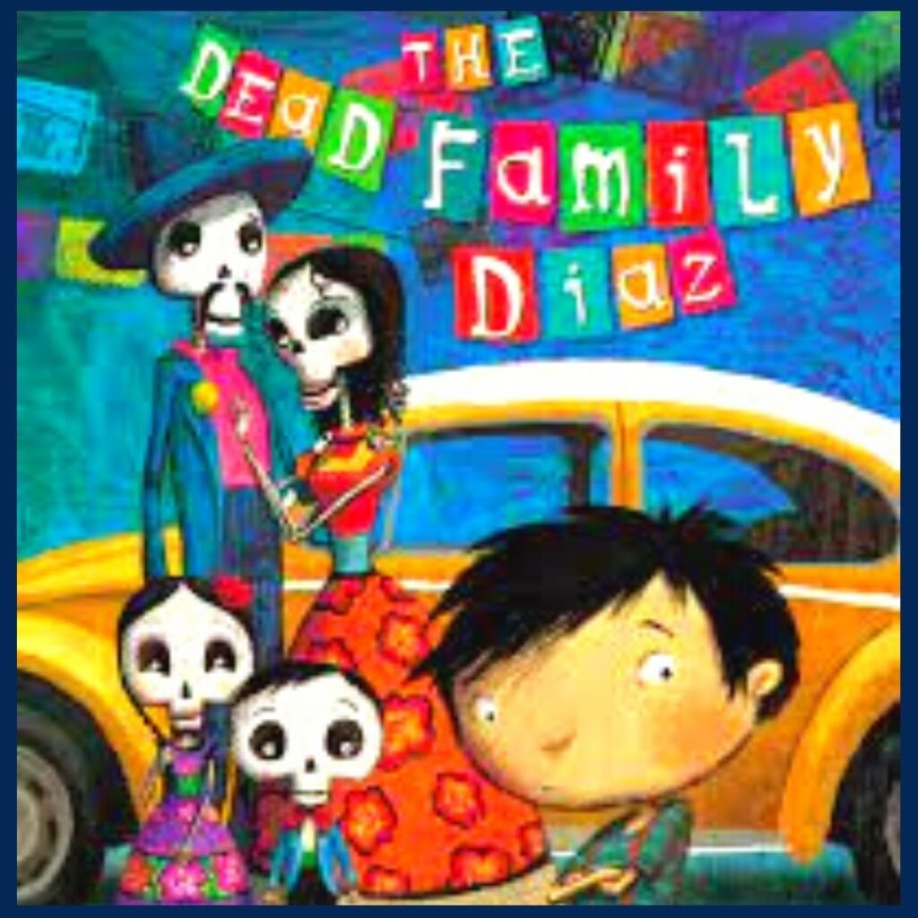 The Dead Family Diaz book cover
