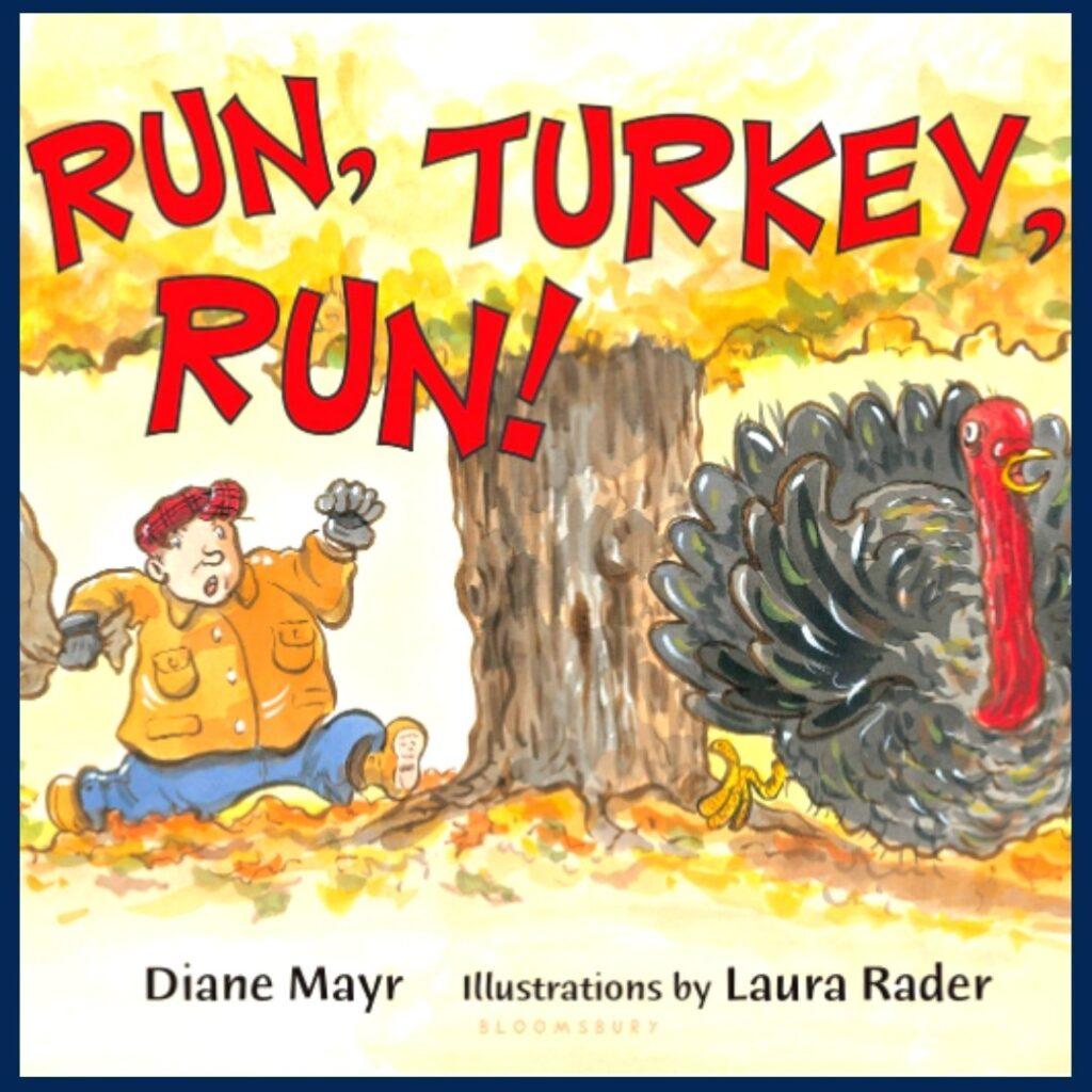 Run, Turkey, Run! book cover
