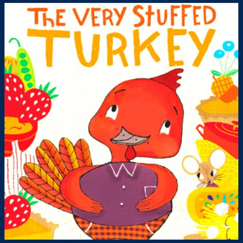 The Very Stuffed Turkey book cover