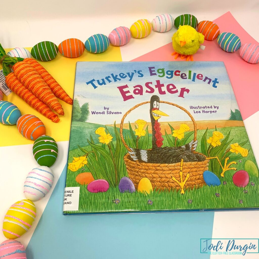 Turkey's Eggcellent Easter book cover