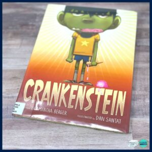 Crankenstein book cover