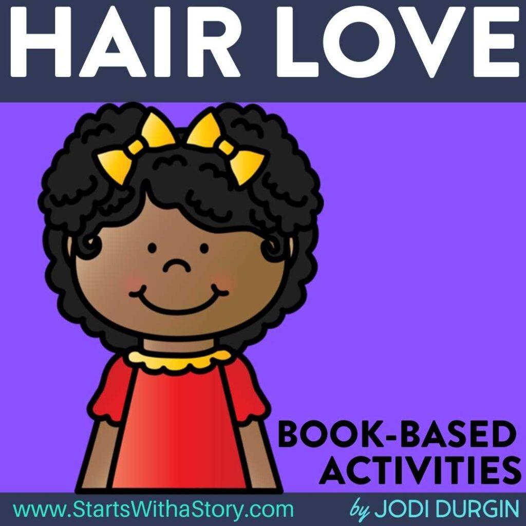 Hair Love book companion