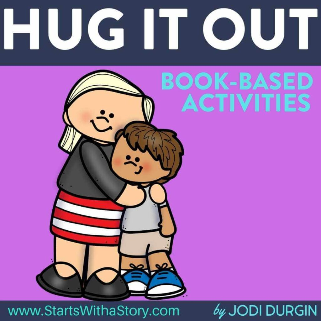 Hug It Out book companion
