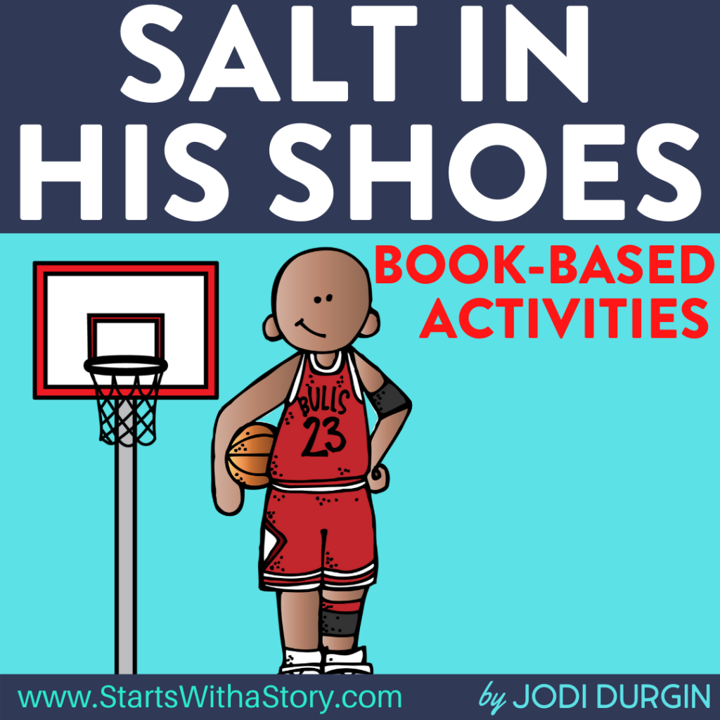 Salt in His Shoes book companion