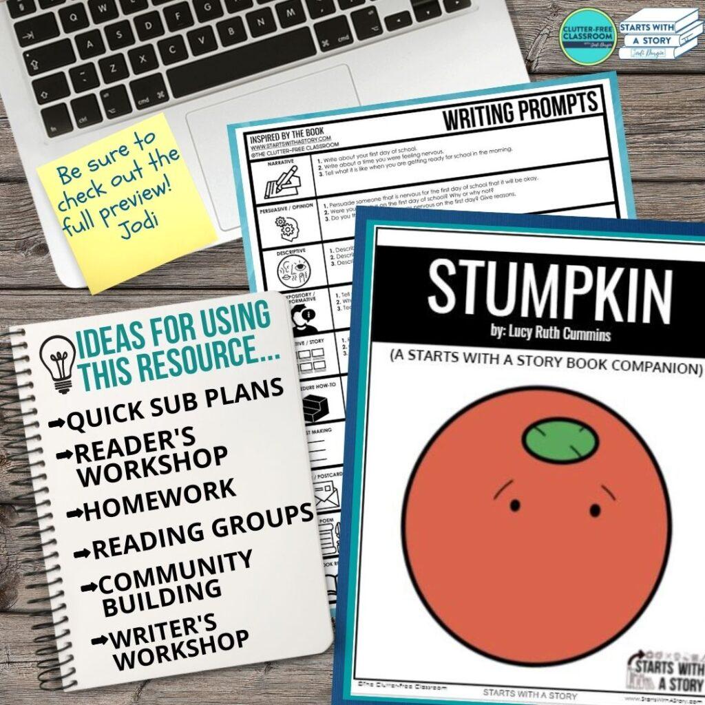 Stumpkin book companion