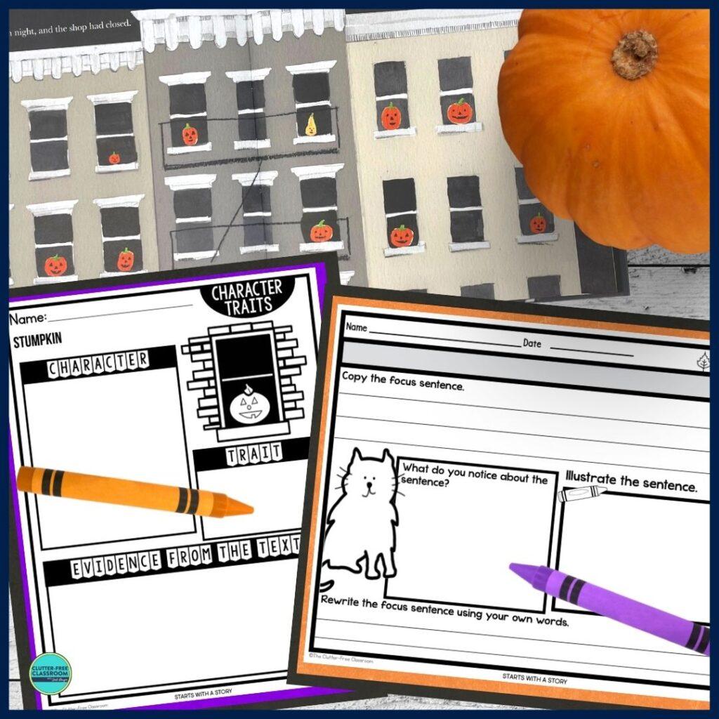 Stumpkin worksheets