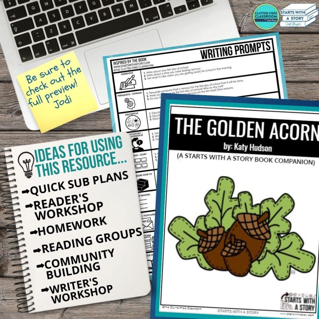 The Golden Acorn book companion