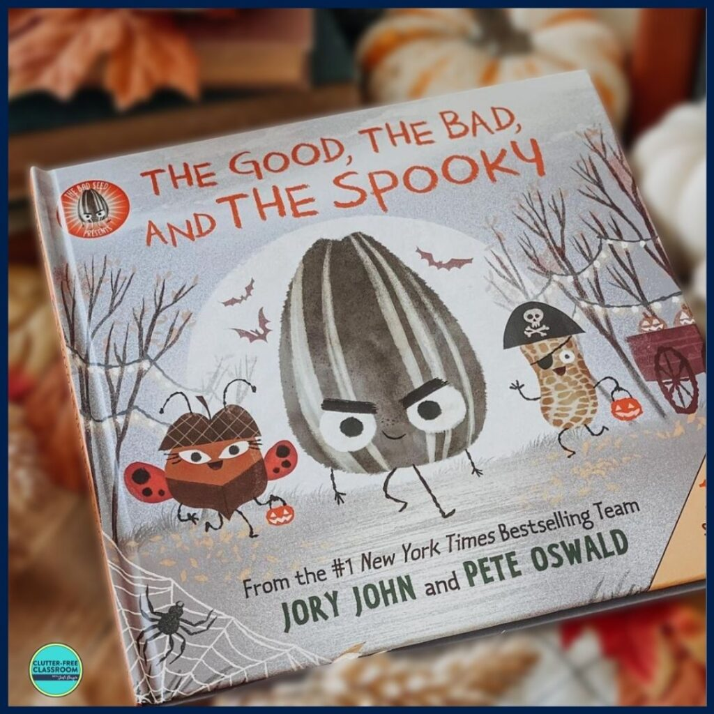 The Good, The Bad, and the Spooky book cover