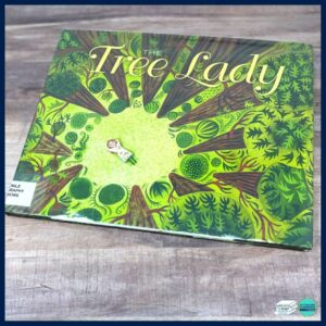 The Tree Lady book cover