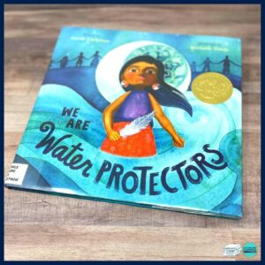 We are Water Protectors book cover